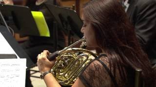 Quinteto de vientos - 18 May 2015 - Bloque 1