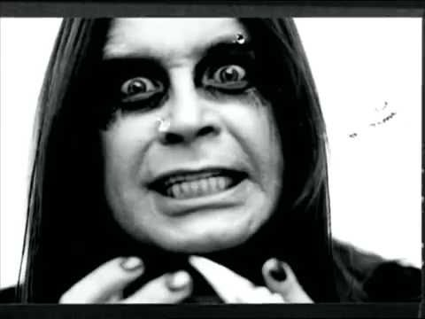 ozzy osbourne i just want you