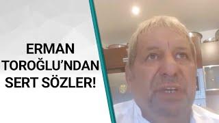 Erman Toroğludan Sert sözler \Şampiyonu Da Belirlesinler Utanmadan\ / Ana Haber / 21.05.2020