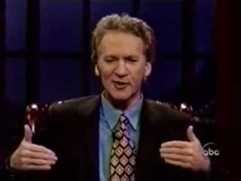 Politically Incorrect with Bill Maher (2000-09-08)