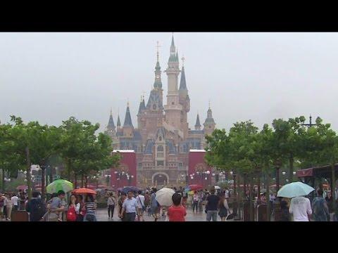 Shanghai Disneyland set to open