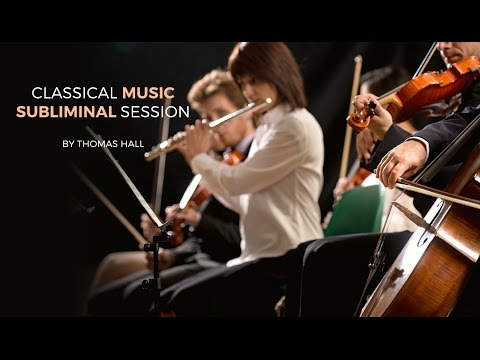 Relief From Tinnitus - Classical Music Subliminal Session - By Thomas Hall