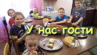 Гости из Иркутска. Общение с друзьями. (04.21г.) Семья Бровченко.