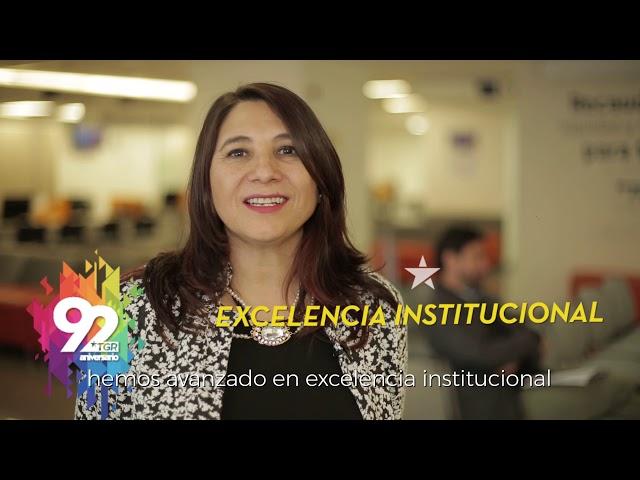 TGR Aniversario Institucional 92