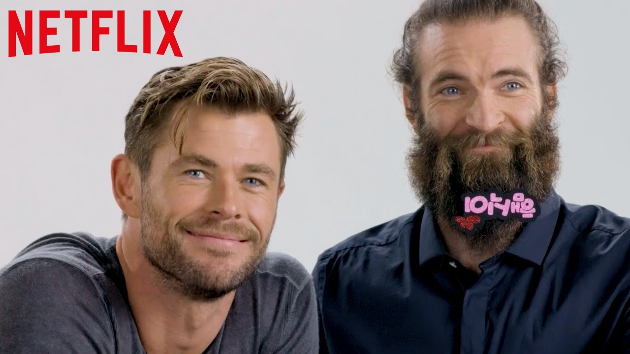 Tyler Rake Extraction Chris Hemsworth Baut Sich Waffen Netflix Youtube