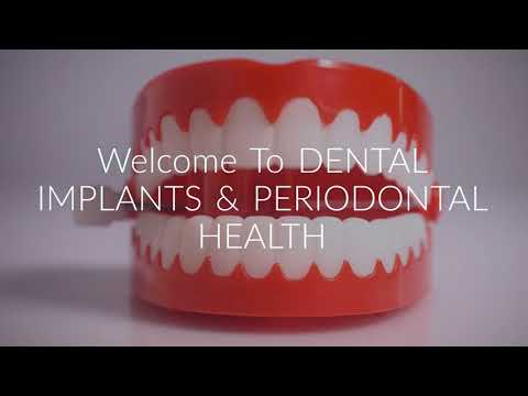 Dental Implants & Periodontal Health in Rochester, NY