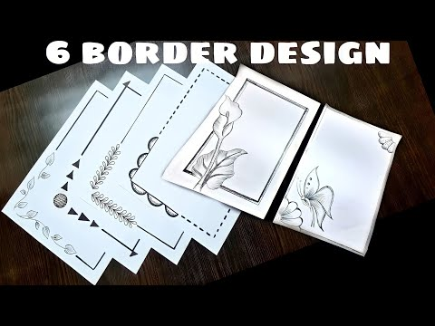 When you want to design and build your own dream home, you have an opportunity to make your dreams become a reality. Video Easy Border Designs