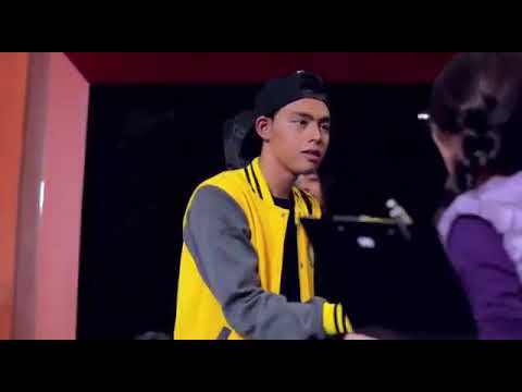 Lagu Hey kamu gadis yang baju unggu👍👍💖
