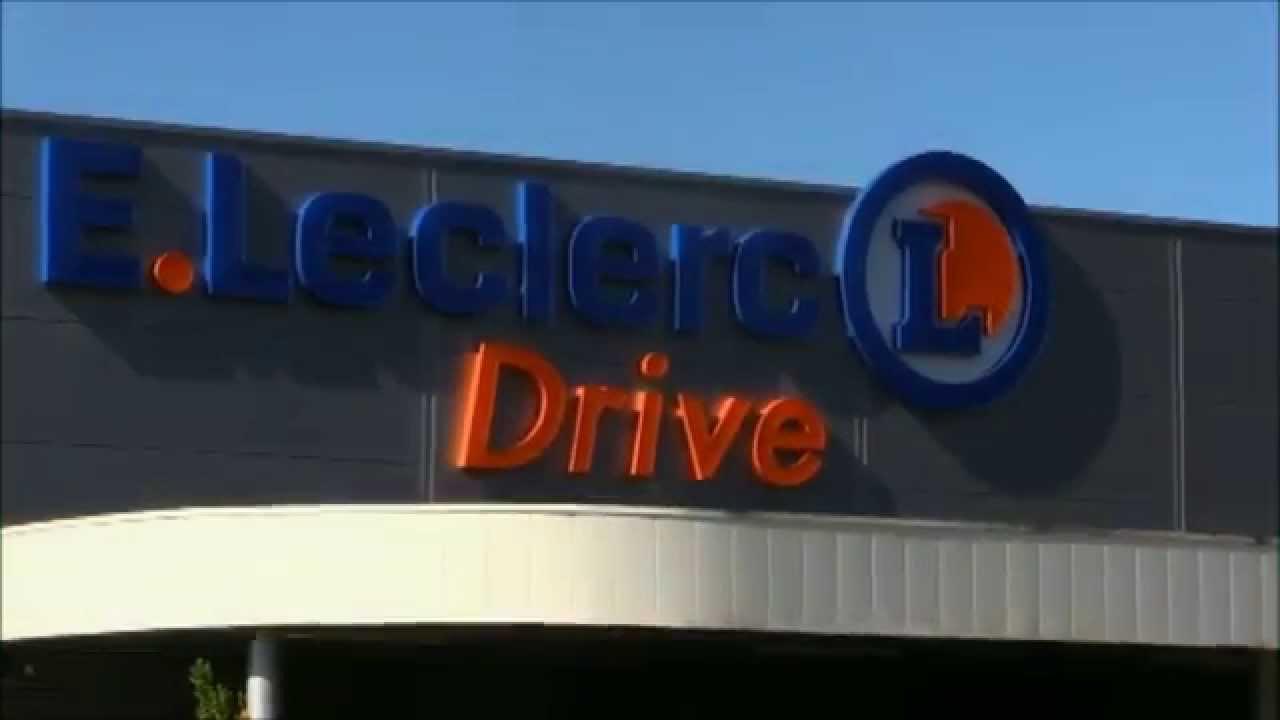 Video De Presentation Du Drive E Leclerc Bar Le Duc Youtube