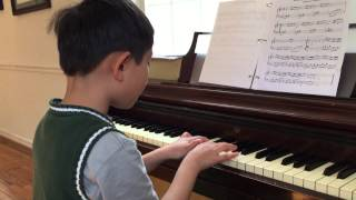 Dòng Sông Tuổi Thơ (La Maritza) Piano
