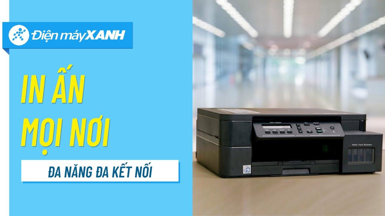 Máy in Brother: đa chức năng, tăng hiệu suất, in mọi nơi (DCP-T520W) • Điện máy XANH
