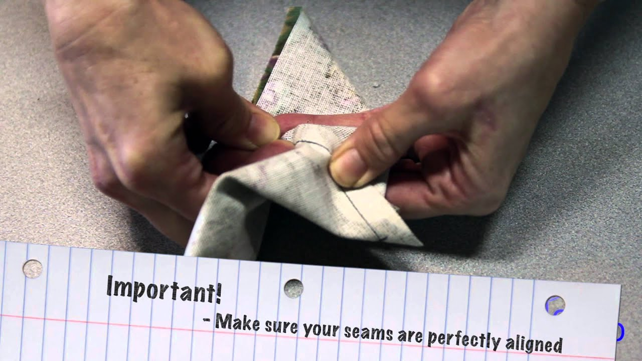 7eae3f507b6d How To Make The Perfect Box Bottom For Your Tote Bags - YouTube