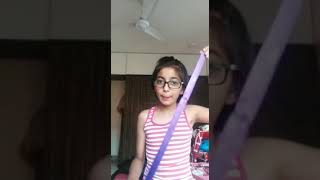 How to make ribbon rose...by TANVI