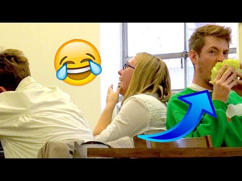 Lettuce In The Library?? - Food Pranks Compilation (Ep. 11)