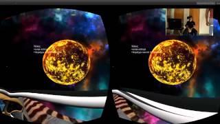 VR Astronomy -  GET Lab
