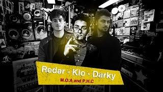 Darky Feat KLO & Redar - If Ya UnderGround (LYRICS VIDEO )