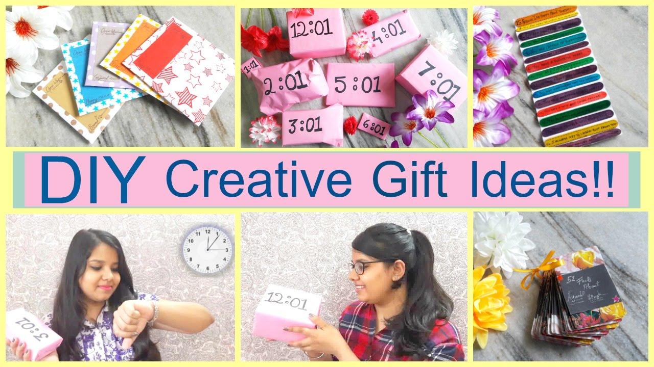 Diy Easy Creative Gift Ideas Youtube