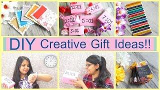 Diy  Easy Creative Gift Ideas