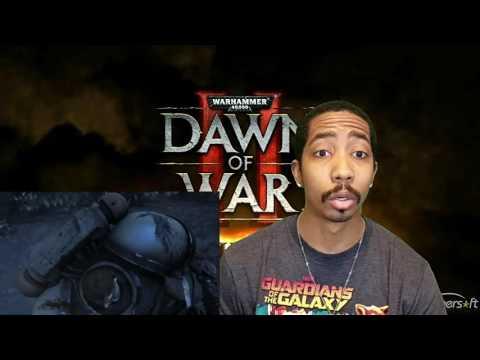 Dawn of War 2 - Cinematic Trailer/Intro Reaction