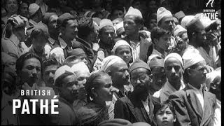 Nepal - Coronation Of King Mahendra (1956)