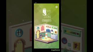 Stray Cat Doors Escape Game (iOS / Android) Full Walkthrough