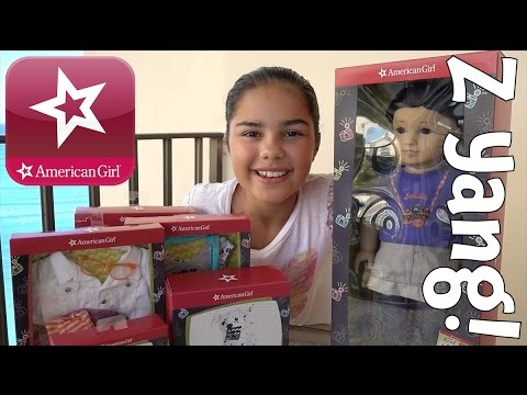 Introducing Z Yang | American Girl