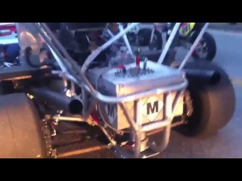 Pikes Peak International Hill Climb (PPIHC) 2012 Crashes, Rescue & Awesome Burnout!!