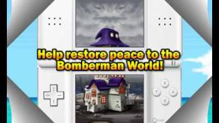 Bomberman Land Touch! 2 DS Official UK Trailer
