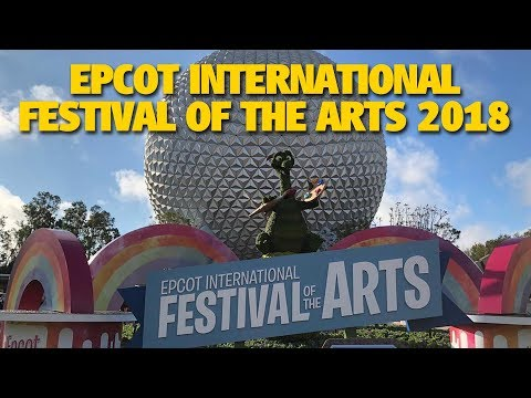 Epcot International Festival of the Arts 2018 | Walt Disney World