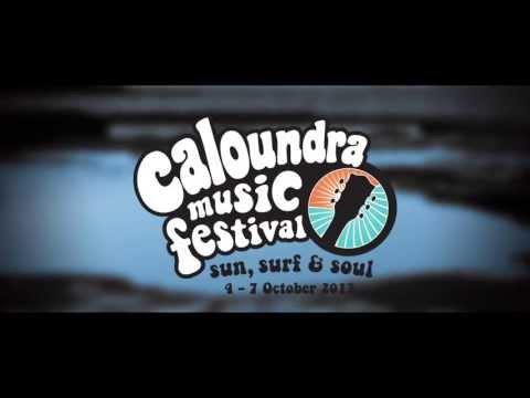 Caloundra Music Festival 2013 Lineup