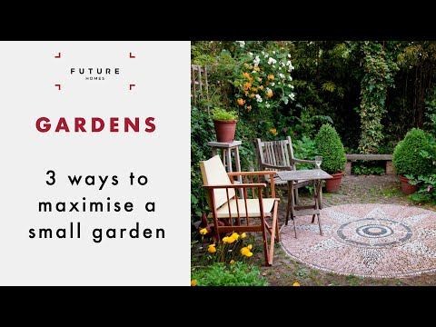 27 Fab Ideas For Small Gardens