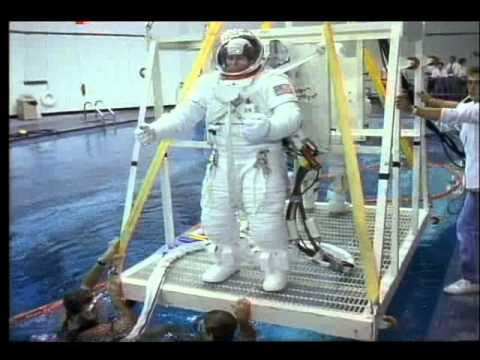 Space Suit Design - YouTube