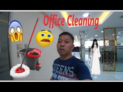 Ito Ang Trabaho Ko Sa DUBAI-(Buhay O.F.W Filipino In Dubai)
