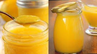 ✧ ЛИМОННЫЙ КРЕМ 🍋 ЛИМОННЫЙ КУРД [Пошаговый Рецепт] ✧ Lemon Curd ✧Марьяна