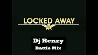 Video Locked Away - Dj Renzy Battle Remix Powered By Team Buang download MP3, 3GP, MP4, WEBM, AVI, FLV Oktober 2017