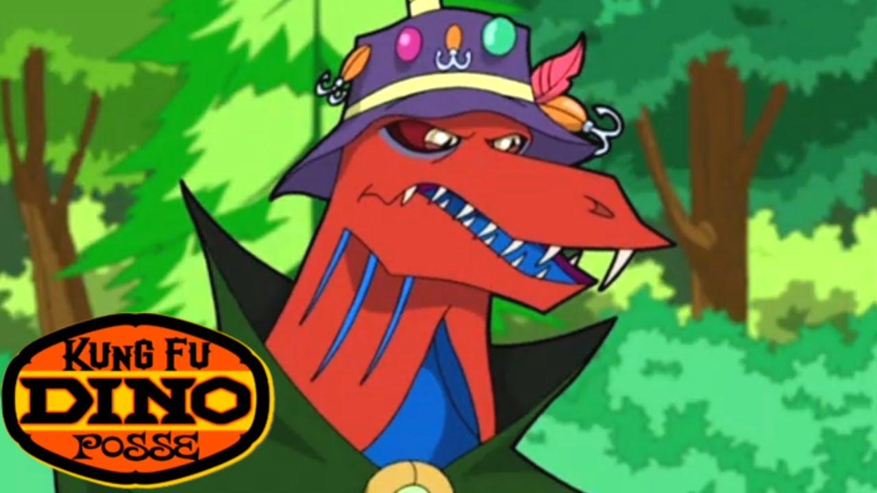 Kung Fu Dino Posse - Dino of the Year | Full Episode