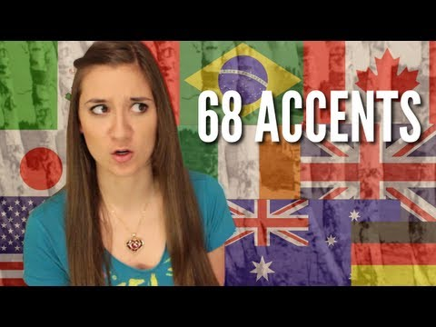 68 Accents Of Dr. Seuss