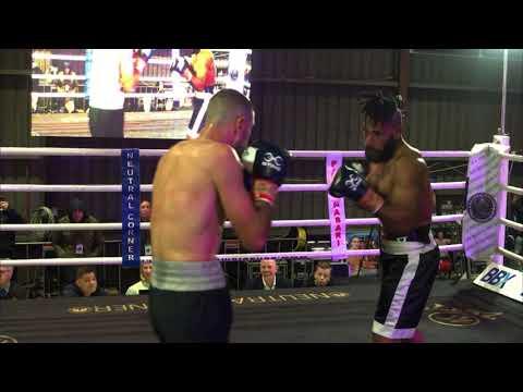 Carmelo Licata vs John Ake- WBL International Asia Pacific Title