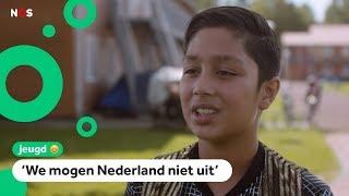 Wat doen kinderen in een asielzoekerscentrum in de vakantie?