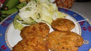 Carne Vegetal, Hamburguesas Vegetarianas