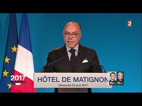 France Presidential Election: Prime Minister Cazeneuve calls for Macron support
