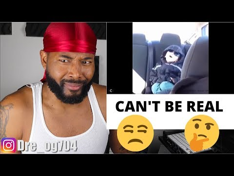 MORE RANDOM VIDEOS I HAVE SAVED ON MY PHONE | REACTION