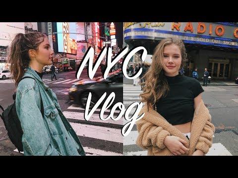 NYC Weekend in My Life - Meetings + Beautycon