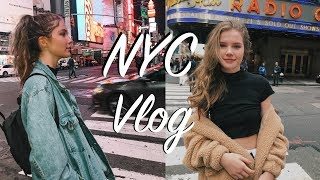 NYC Weekend in My Life - Meetings + Beautycon