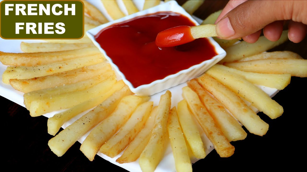 How Make French Fries At Home In Hindi