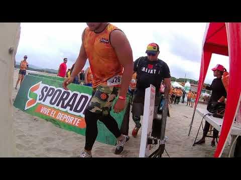 VIDEO SALIDAS EXTREME RACE CRUCITA