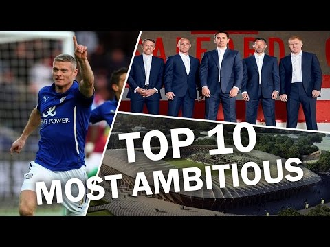 TOP 10 NON LEAGUE CLUBS YOU CAN'T IGNORE - Non League YT