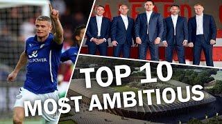 TOP 10 NON LEAGUE CLUBS YOU CAN'T IGNORE - Non League YT