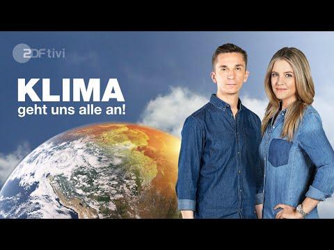 Klima-Talk - mit Jennie (logo!) und Eric (PUR+)   ZDFtivi