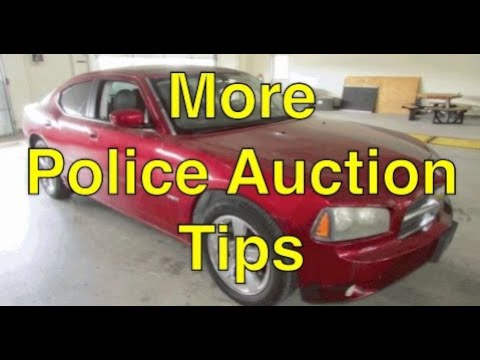 66271a2626cb Online Police Municipal Surplus Auctions - tips and tricks - YouTube
